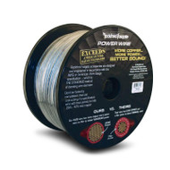 Rockford Fosgate RFW1B-51 51 Foot Spool 1/0 AWG Frosted Black Wire