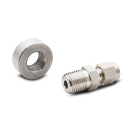REDARC GA-COMP1-4 EGT Probe 1/4 Compression Fitting with Mild Steel Weld in Bung