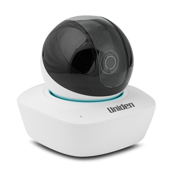 Uniden Guardian App Cam 36 Full HD Indoor Pan & Tilt Wireless IP Camera
