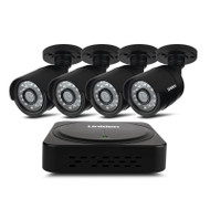 Uniden GDVR4340 DVR Security System with 960H Technology Including 4 Weatherproof Cameras