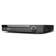 Uniden GNVR8740 8 Channel Guardian Full HD Network Video Recorder with 4 IP Cameras
