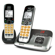 Uniden DECT 3236 + 1 Premium DECT Digital Cordless Phone System with Integrated Bluetooth Technology and Answering Machine