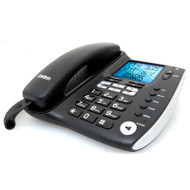 Uniden FP 1200 Corded Phone with Advanced LCD and Caller ID Display