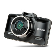 Uniden iGO CAM 755 Full HD + Compact Size Black Box – Dash Cam Vehicle Recorder with Speed Camera Warnings