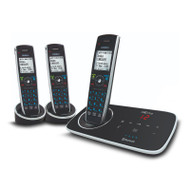 Uniden ELITE 9135 + 2 ELITE DECT Digital Technology with Integrated Bluetooth® Cordless Phone System