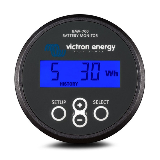 Victron Energy BMV-700 Dual Bank High Precision Battery Monitor