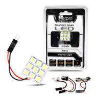 Aerpro IL9SMW 9x Super SMD Multifit White Interior Light
