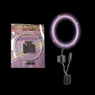Aerpro LU103P 265mm LED Neon Ring with Con Pink