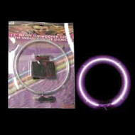 Aerpro LU123P 310mm LED Neon Ring with Con Pink