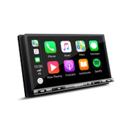 "Sony XAV-AX3005DB 6.95"" Touch Screen Apple CarPlay/Android Auto DAB Receiver with Bluetooth & USB"