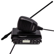Thunder TDR04019 5W 80 Channel Mini Compact UHF & Antenna