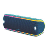 Sony SRSXB31L Step Up Extra Bass Waterproof Blue Wireless Party Speaker