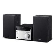 Sony CMTSBT20B 3 Box Micro Hi-Fi System with Bluetooth and DAB Radio