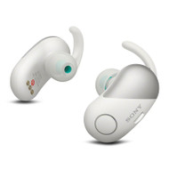 Sony WFSP700NW Wireless Noise Cancelling Headphones for Sports - White