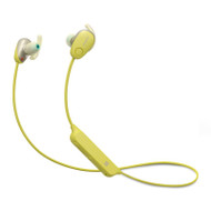 Sony WISP600NY Wireless In-Ear Sports Headphones Yellow