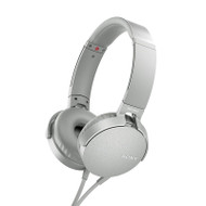 Sony MDRXB550APW Extra Bass Headphones White