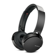 Sony MDRXB650BTB EXTRA BASS Bluetooth Headphones Black