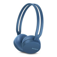 Sony WHCH400L Wireless Headphones - Blue