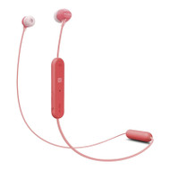 Sony WIC300R Red Wireless In-Ear Headphones