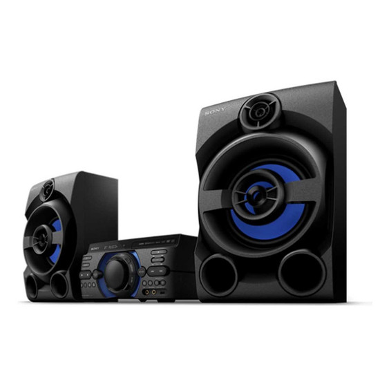 Sony MHCM40D High Power Home Audio System with DVD