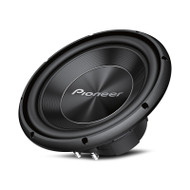 """Pioneer TS-A300D4 12″ 1500W """"A"""" Series Subwoofer with Dual 4 Ohm Voice Coil"""