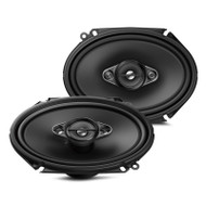 "Pioneer TS-A6880F 6 x 8"" 4-Way Coaxial Car Speakers"