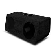 "Aerpro UB12D2 12"" Ported Subwoofer Double Box"