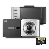 Thinkware X50016 1080P Front Dash Cam with 16GB Micro SD Card