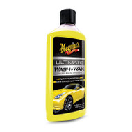 Meguiar's G17716EU 473ml Ultimate Wash & Wax