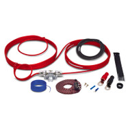 Stinger SK4681 8GA 4000 Series Power Wire Kit With RCA