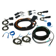 Stinger SVTK4681 PowerSports Harley 2/4CH Amplifier Wiring Kit