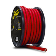 Stinger SPW10TR 15 Meter Roll 1/0GA Red Cable
