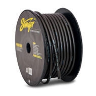 Stinger SPW14TB 30 Meter Roll 4GA Black Cable