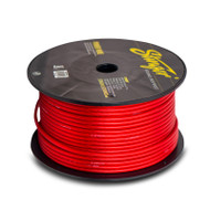 Stinger SPW18TR 76 Meter Roll 8GA Red Cable