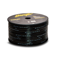 Stinger SPW512BK 76 Meter Roll 12GA Black Speaker Cable