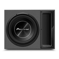"""Pioneer TS-A300B 12″ (30cm) """"A"""" Series Subwoofer Enclosure 2 Ohm Nominal Impedance (1500W Max)"""