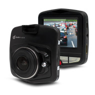 "Dashmate DSH-410 720p HD Dash Cam with 2.3"" LCD Screen, 90° FOV & Motion Detection"