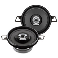"Hertz DCX 87.3 3"" DIECI Series 2 Way Coaxial Speakers"