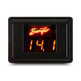 Stinger SVMR Red Digital Voltage Gauge