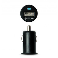 iSimple PACIS4710BK USB Fast Charger