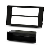Stinger AFP-07-01 Single/Double DIN Radio Fascia Kit to Suit Iveco Daily 2007-2014