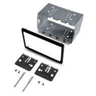 Stinger BKISOCT Double DIN Radio Fascia Kit to Suit Saab 9-5 1997-2005