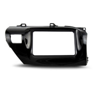 Stinger BKTO1116 Double DIN Radio Fascia Kit to Suit Toyota Hilux 2015-2018