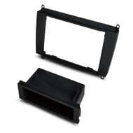 Stinger BN25F53131 Single/Double DIN Radio Fascia Kit to Suit Mercedes CLK 2005-2011