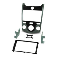 Stinger BN25F53550D Double DIN Radio Fascia Kit to Suit Kia Cerato 2010-2013 - Manual Climate Control ONLY (DD)