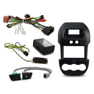 Stinger HRFO001 Complete Radio Replacement Kit to Suit Ford Ranger 2011-2015