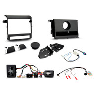Aerpro FP8409K Double DIN Install Kit to Suit Landrover Discovery 4 2009-2016