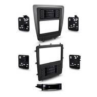 Stinger MT99-5839CH Single/Double DIN Radio Fascia Kit to Suit Ford Mustang 2010-2014