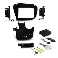 Stinger MT99-6520B Single/Double DIN Radio Fascia Kit to Suit Dodge/Fiat 2012-2015