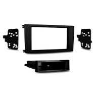 Stinger MT99-9604B Single/Double DIN Radio Fascia Kit to Suit Porsche Cayenne 2002-2012